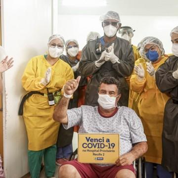 Maior Hospital de Campanha do Recife é desativado no bairro dos Coelhos