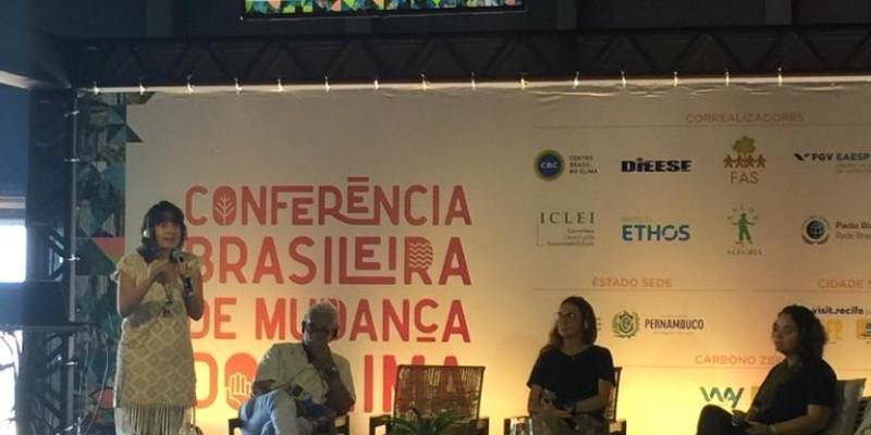 O último dia da conferência conta ainda com uma série de atividades focadas na desertificação, educação climática e economia verde