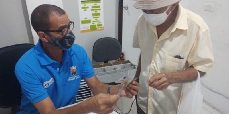 O serviço de emissão é realizado graças a um acordo entre a gestão municipal e o Instituto Tavares Buril