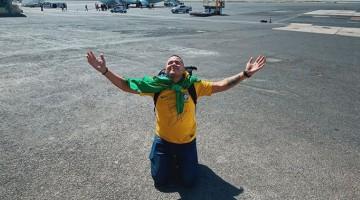 Brasileiro se torna a pessoa mais rápida a visitar todos os países da terra