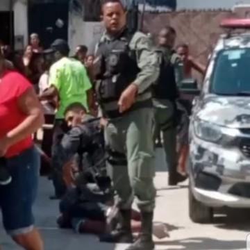 Secretaria de Defesa Social investiga excesso de força policial em abordagem feita com adolecente de 15 anos