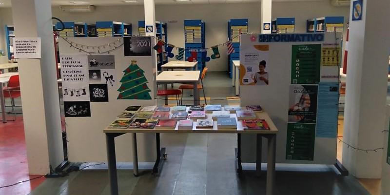 Promovido pelo Sesc Caruaru, acontece nos dias 11 e 15 de dezembro, das 14h às 17h, na biblioteca da unidade