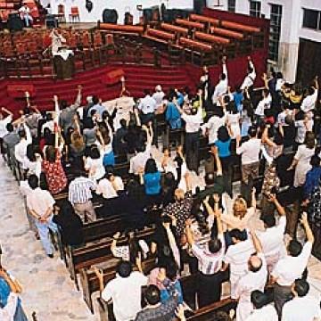 Igrejas caruaruenses promovem conferência durante o Carnaval