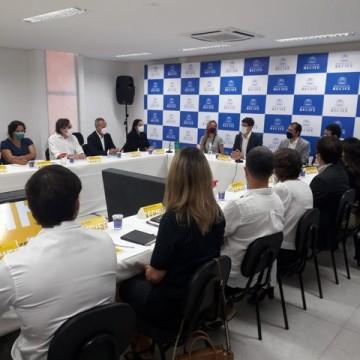 Secretários do Recife participam de primeira reunião do ano