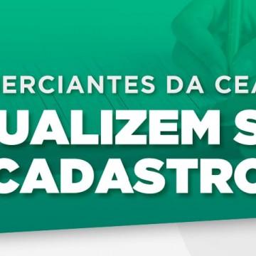 Prefeitura de Caruaru realiza atualização cadastral dos comerciantes da Ceaca