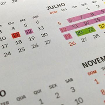 Feriados nacionais serão antecipados para período de quarentena