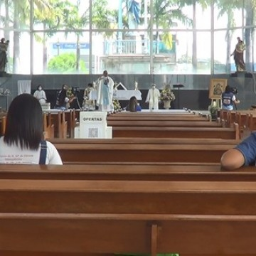 Missas são realizadas no Grande Recife