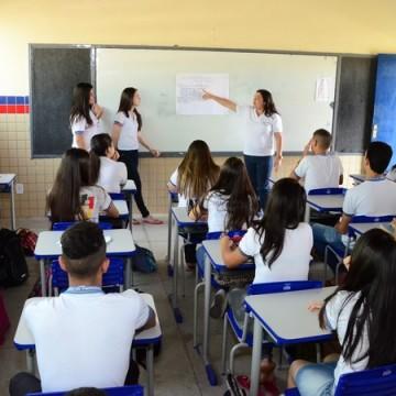 Aulas presenciais das escolas municipais do Cabo de Santo Agostinho são retomadas nesta quarta (08)