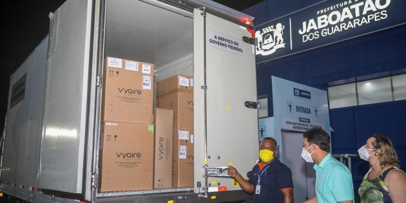 Além do Hospital de Campanha, Jaboatão disponibiliza leitos de Unidade Terapia Intensiva (UTI) nos hospitais conveniados exclusivamente para tratamento da Covid-19 no município