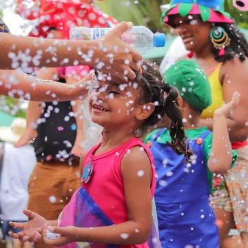 Programação dos polos infantis do Carnaval do Recife começa nesta segunda