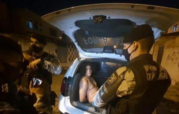 Suspeito de matar caruaruense Patrícia Roberta é preso na casa de amigo