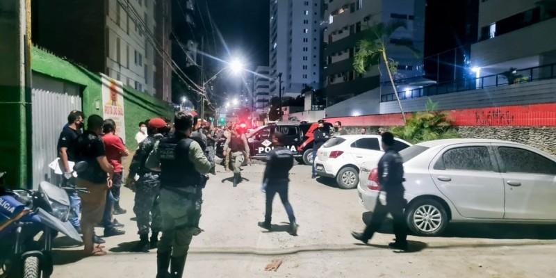 Igor Bernardo dos Santos Gomes foi encontrado dentro de um carro no dia 2 de novembro, em Boa Viagem, na Zona Sul do Recife