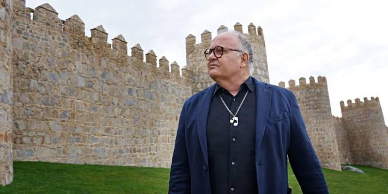 Repertório do novo disco de Guilherme Arantes foi composto ao longo de 2020, em Ávila, na Espanha