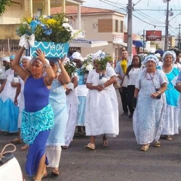 Religiões de matriz africana celebram Iemanjá e a chegada do último mês do Ano em Olinda