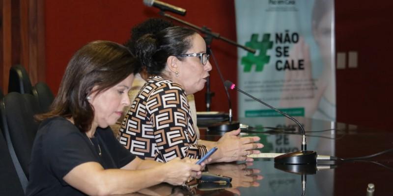 Iniciativa visa  combate à violência doméstica e familiar contra as mulheres.