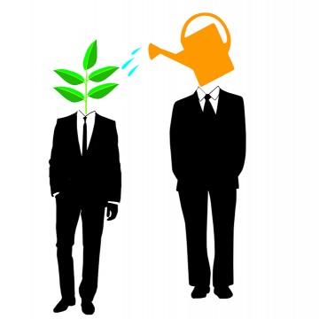 Chefe ou mentor? Ou, os dois?