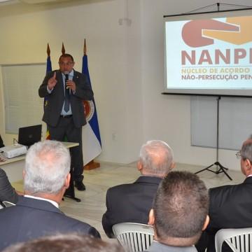 Audiências do Núcleo de Não Persecução Penal do MPPE não têm previsão de retorno