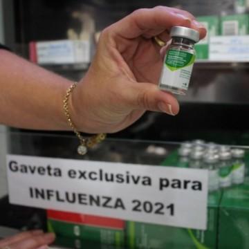 Nova etapa da campanha de vacinação contra a gripe começa hoje em todo o estado