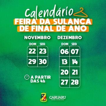 Feira da Sulanca de Caruaru será realizada em dois dias a partir de domingo