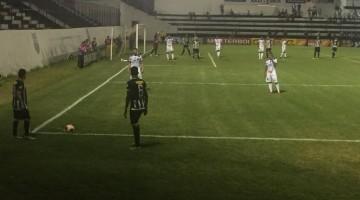 Com gol no fim do jogo, Central consegue primeira vitória no Estadual