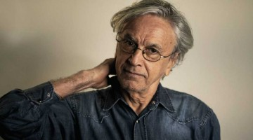 Caetano comemora 78 anos com a