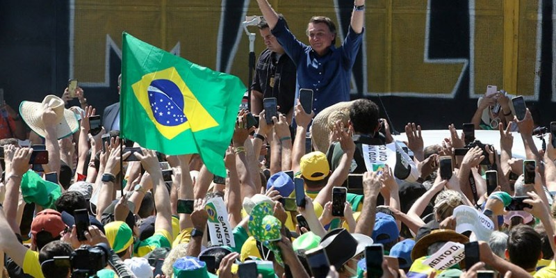 Falas de Bolsonaro podem ter criado condições para um possívelprocesso de impeachment