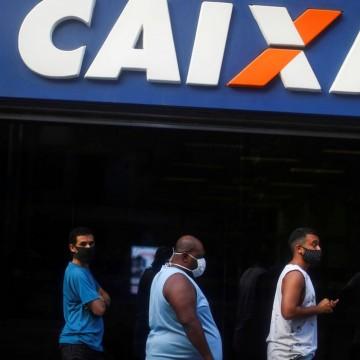 Economia Caixa abre 770 agências hoje das 8h até 12h