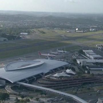Aeroporto do Recife passa a ter maior movimentação durante o período de convivência com a Covid-19