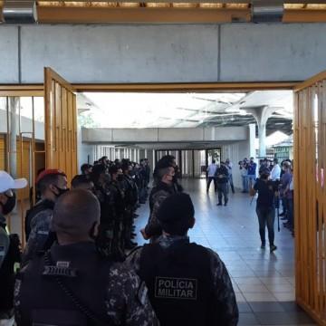 Metrô do Recife passa a contar com a presença da polícia
