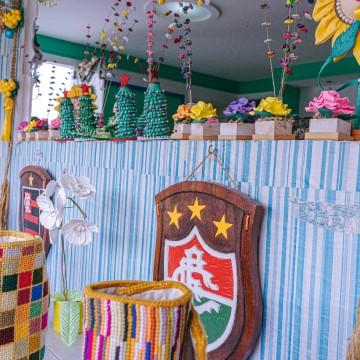 Centro de Artesanato reúne produções de artesãos de  Camocim de São Félix