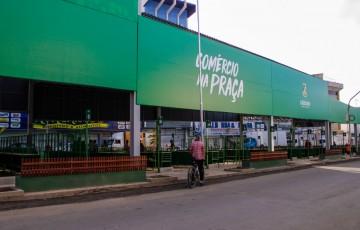 Comércio na Praça retoma atividades na próxima segunda-feira em Caruaru