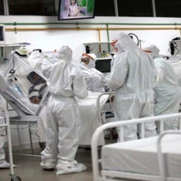 Número de pacientes graves em UTIs aumenta 83% em 24 horas em PE