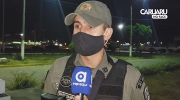 APÓS DENÚNCIA, SEIS ARMAS SÃO APREENDIDAS NO SÍTIO PALMATÓRIA EM CARUARU