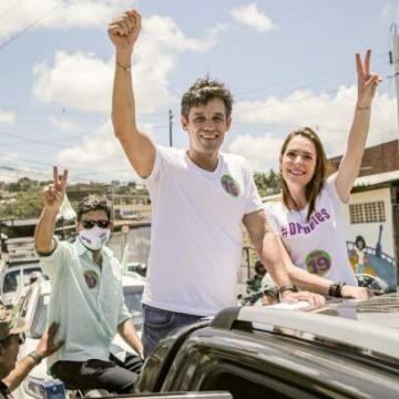 Apoio de Bolsonaro afasta Cidadania de campanha da Delegada Patrícia