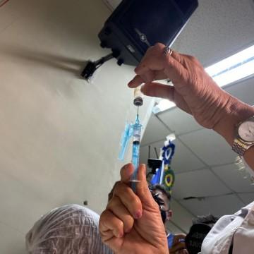 Mais de 118 mil pessoas já foram vacinadas contra a covid-19 em Pernambuco