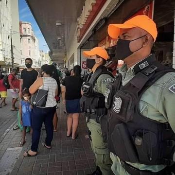 Pernambuco chega a 39 meses com redução no número de roubos