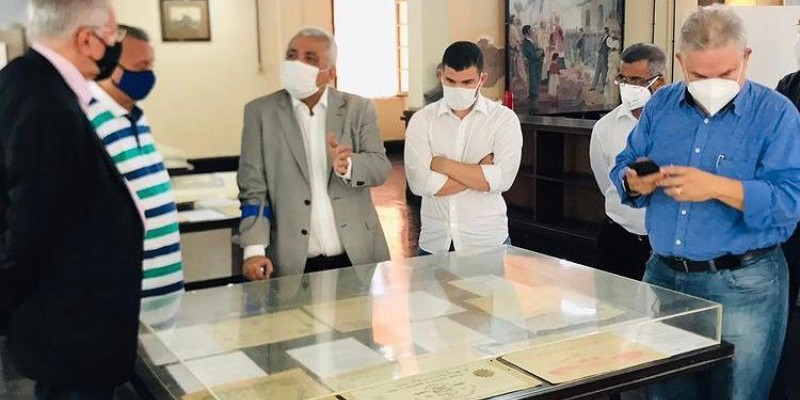 Compilação do contexto histórico em Pernambuco está aberta ao público até próxima quarta (13) com acesso gratuito.