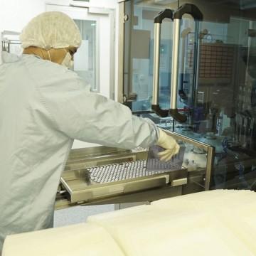 Butantan entregou hoje mais 2 milhões de doses de vacina CoronaVac