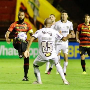 Sport perde de 1 a 0 para Atlético-MG pela 2º rodada do brasileirão