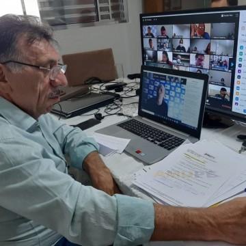 Amupe realiza assembleia de prefeitos por videoconferência