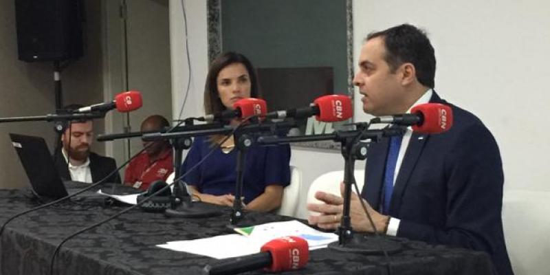 O evento foi aberto pelo governador Paulo Câmara que destacou estratégias adotadas para driblar a crise e alcançar as metas estipuladas