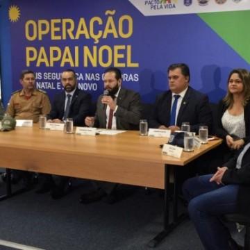 Segurança no Recife e interior do estado são reforçadas para o Natal