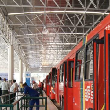 Estação Rodoviária terá integração temporal a partir do dia 15