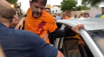 Senador Cid Gomes é baleado durante protestos de policiais militares no Ceará