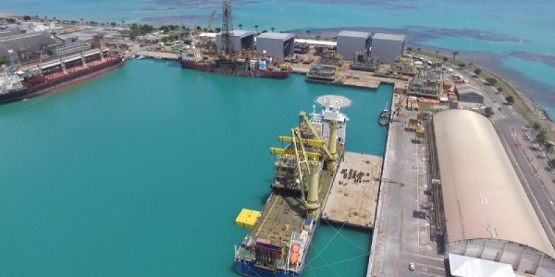 Portos estão localizados na Bahia, em Alagoas e no Paraná