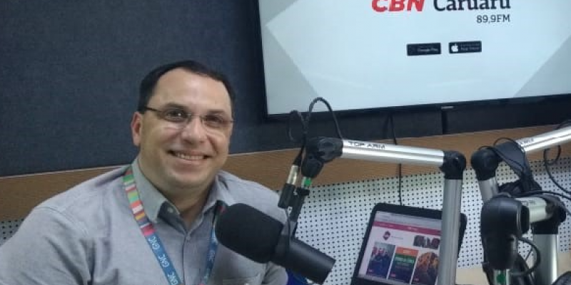 A revista eletrônica do Rádio Caruaruense, abordou diversos assunto do cotidiano