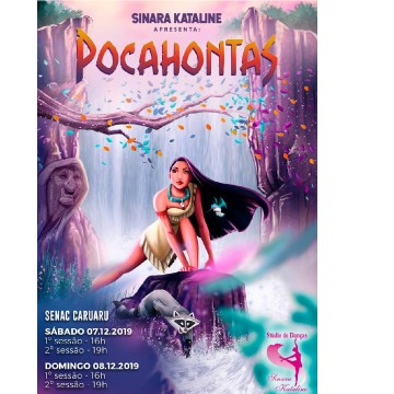 Studio de Danças Sinara Kataline promove mais um espetáculo de fim de ano