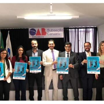 OAB Caruaru e Polícia Civil de Pernambuco firmam Termo de Cooperação