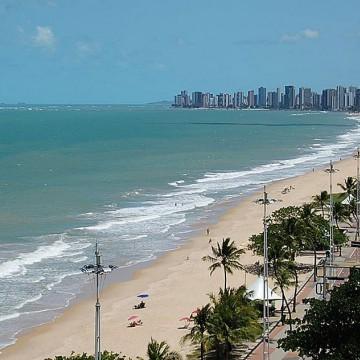 Polícia investiga assassinato na praia de Boa Viagem, no Recife