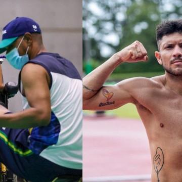 Evelyn e Petrúcio serão porta-bandeiras do Brasil na Paralimpíada